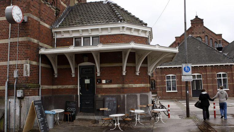 Het cultuurpark Westergasfabriek in Amsterdam. Beeld anp