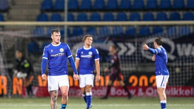 FC Den Bosch lijdt plots aan scoringsarmoede: nog geen goal gemiddeld per wedstrijd