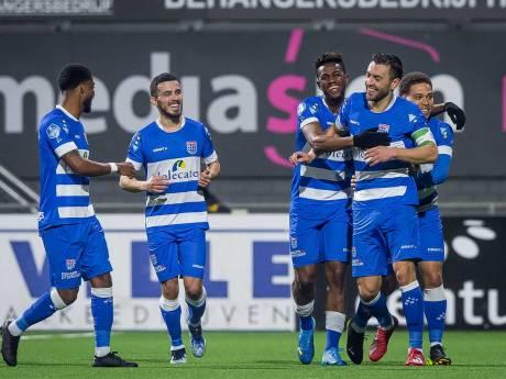 Samenvatting | PEC Zwolle - SC Heerenveen