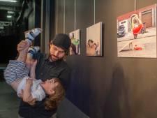 """Eerste expo populaire 'On adventure with dad' in Kavka: """"Mensen beseffen niet hoe tijdrovend deze hobby is"""""""