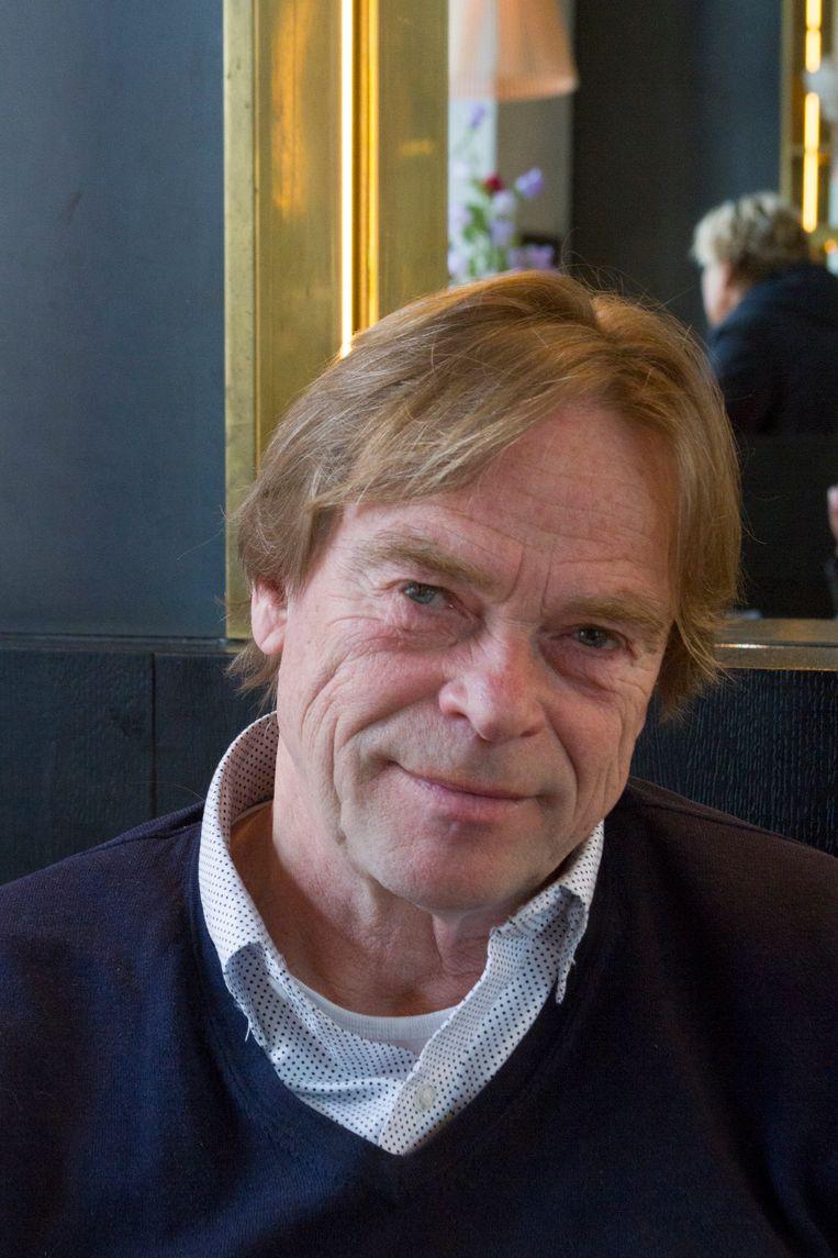 Gerrit Boonstra, 12 april 2018, Amsterdam. Bhagwan, Wild Wild Country Beeld Chris Rovroy