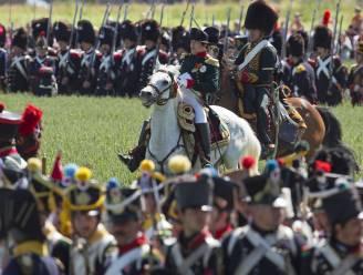 Deelnemer reconstructie Slag bij Waterloo overlijdt op slagveld