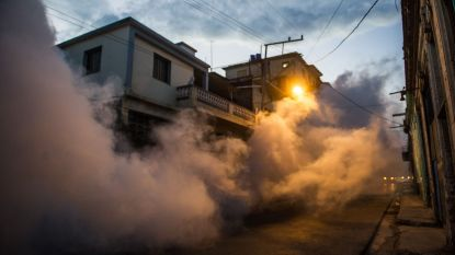 """""""Amerikaanse en Canadese diplomaten in Havana mogelijk ziek door blootstelling aan pesticiden"""""""