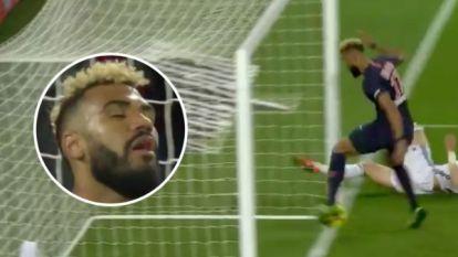 Dit moet (echt) de grootste misser ooit zijn en het kost PSG nog titelfeest ook: ai ai, Choupo-Moting