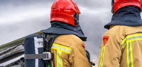 Industriebrand bij Van Gansewinkel in Eindhoven snel onder controle, geen gewonden