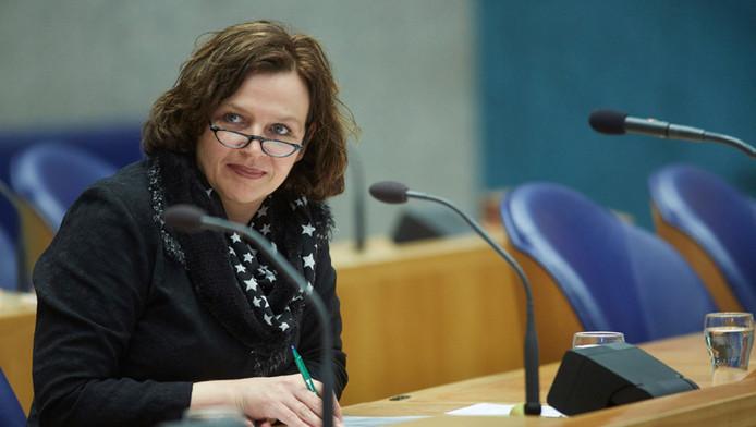 Minister van Volksgezondheid, Welzijn en Sport Edith Schippers