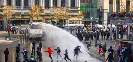 Face à des casseurs organisés, la police de Liège devra revoir sa stratégie