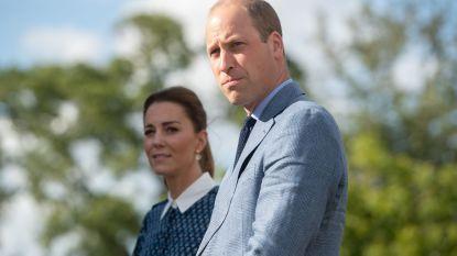 Mysterie in Kensington Palace: lijk uit meer voor woonst van prins William en Kate gehaald