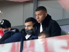 """Mbappé jouera-t-il contre City?  """"On prendra la décision demain"""""""