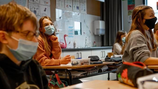 Negen op de tien ouders tevreden over corona-aanpak scholen