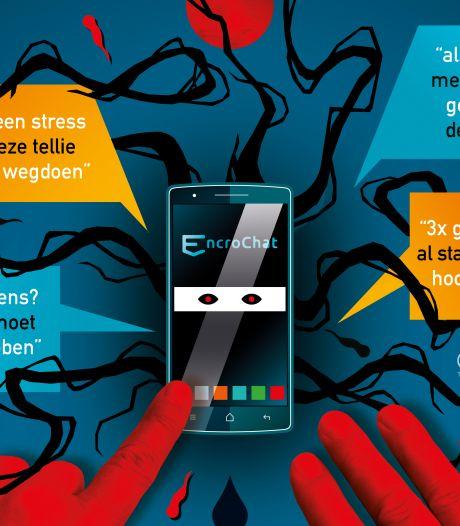 Kraken van Encrochat geeft burger eindelijk het gevoel dat de politie echt terug kan slaan