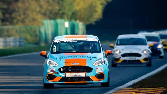 """Nikodem Wierzbicki en EJ Automotive pakken eerste titel in jonge geschiedenis: """"De bekroning van een heel seizoen hard vechten en intens werken"""""""
