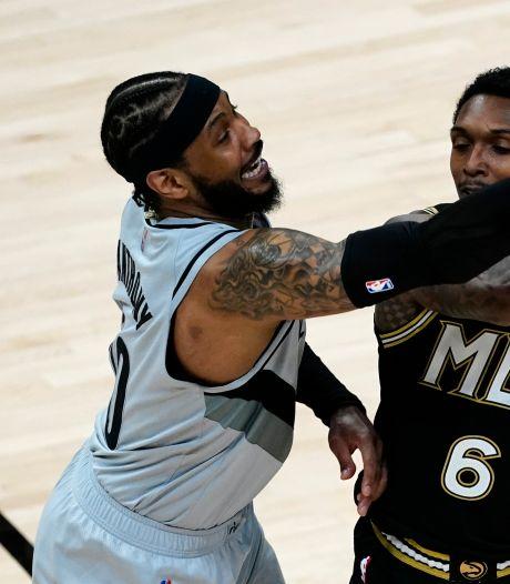 Ervaren Anthony nu bij beste 10 NBA-schutters aller tijden