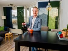 Vrij en blij in een maisonnette in Goudse binnenstad