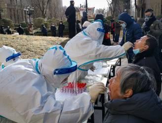 "China kampt met grootste uitbraak in maanden: ""oorlogstoestand"" in provincie Hebei"