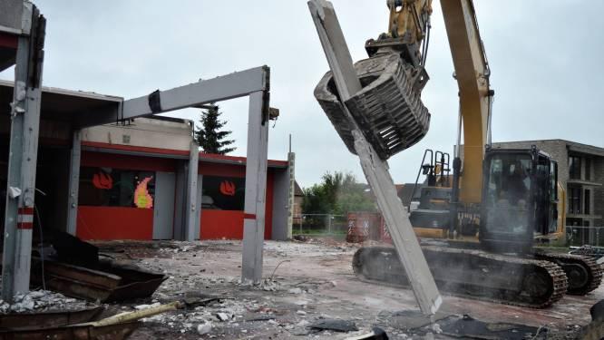 """PFOS-vervuiling vastgesteld op site brandweerkazerne: """"Maar sloop kan verder gaan"""""""