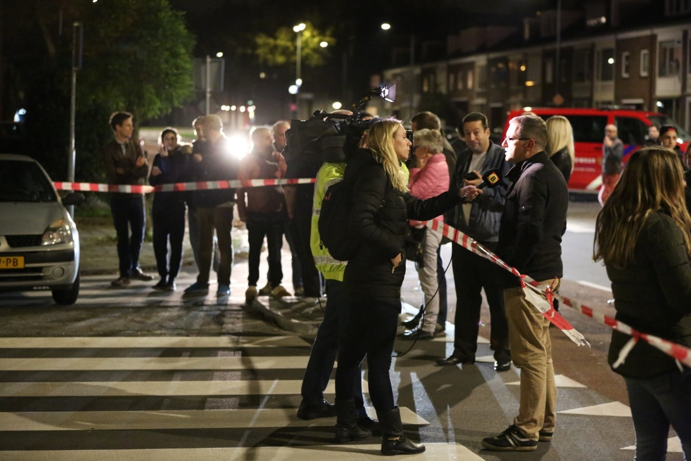 Van Delft raakte, aldus NRC, nog meer uit balans toen hij op 11 november vorig jaar onderzoek moest doen naar een enorme bomaanslag op een 63-jarige man in Breda