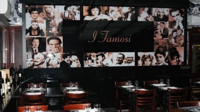 Italiaans restaurant overleeft niet op takeaway: I Famosi op 't Zuid failliet