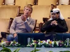 Van der Sar over vertrek Dest uit Qatar: 'Jullie maken het echt te groot'