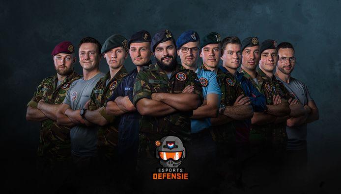 Defensie heeft een eigen gameteam opgericht: Esports Defensie. Dit team gaat deelnemen aan wedstrijden van de game CSGO en later mogelijk ook Call of Duty.