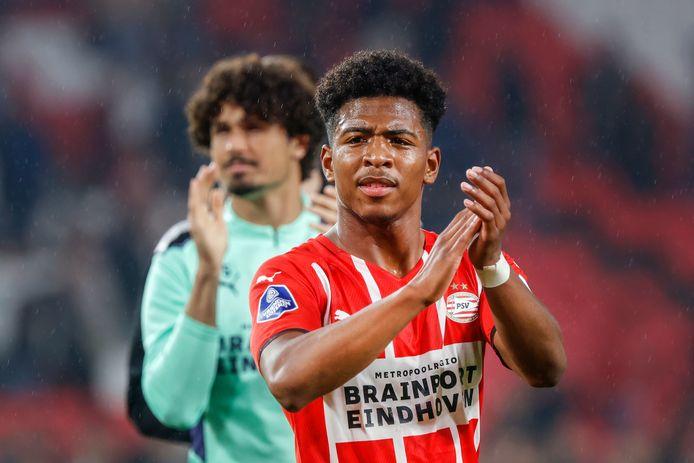 FC Twente ziet potentie in Shurandy Sambo van PSV.