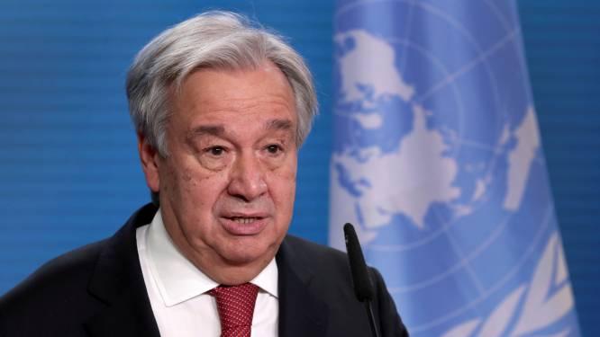 Portugal nomineert VN-secretaris-generaal Guterres officieel voor tweede mandaat, maar critici willen vrouw aan hoofd van VN