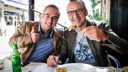 Sterrenchef Luc Bellings proeft de beste (én slechtste) pannenkoeken aan de kust en in de Ardennen