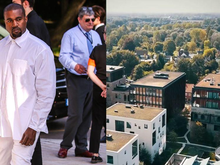 Hier kocht Kanye West een appartement