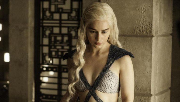 Een beeld uit 'Game of Thrones'. Beeld AP