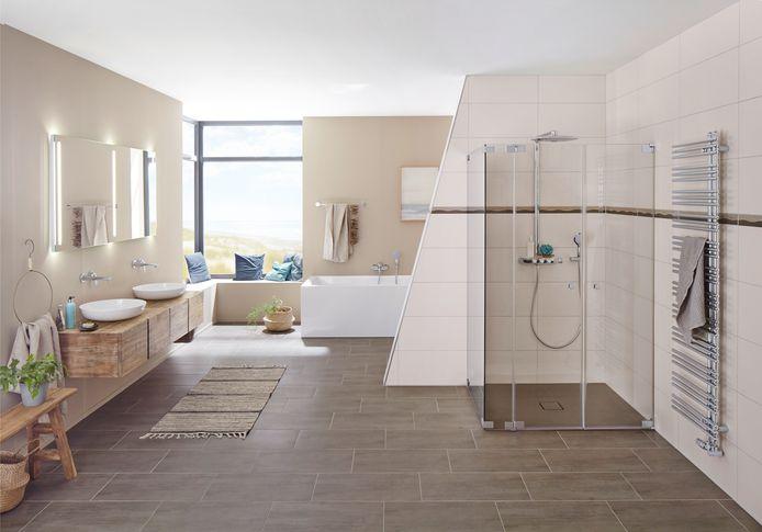 Heb jij al stilgestaan bij het energieverlies van jouw wegstromend douchewater? Het water voor jouw heerlijke warme douche moet eerst opwarmen en stroomt enkele seconden later weg in het afvoerputje.