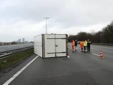 Fileleed op A28 bij Zwolle-Zuid voorbij