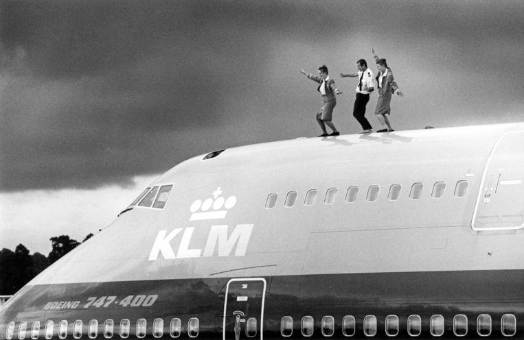 KLM kan een failliet Air France-KLM overleven, mits het ...
