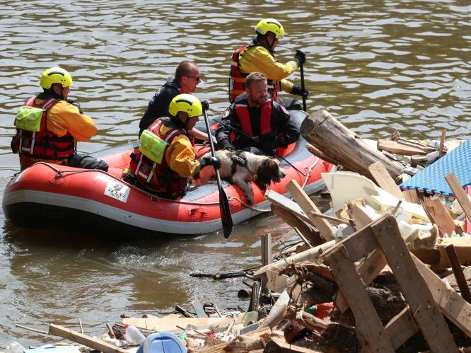 18 mensen nog officieel vermist, maar aantal ligt mogelijk nog veel hoger