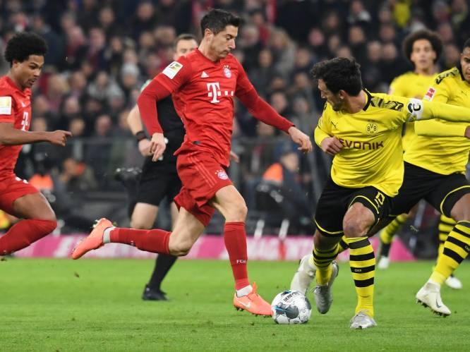 """Duitsland maakt zich op voor Der Klassiker: """"Een erezaak voor Bayern, dat met niemand vergeleken wil worden"""""""