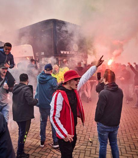 Spartanen uitzinnig na bereiken playoffs: 'Dit heeft deze generatie nog nooit meegemaakt'