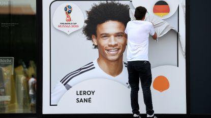 """Ook Duitsland heeft met niet-selectie Sané een geval Nainggolan: """"Het leek wel of er iemand was gestorven"""""""