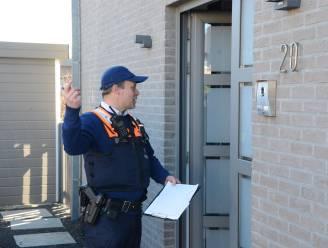 Politie trekt huis-aan-huis rond met tips om woning te beveiligen
