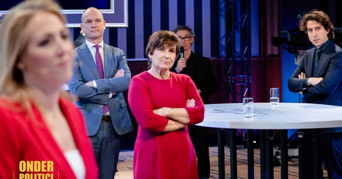Niet alleen de PvdA heeft een probleem: heel traditioneel links lijkt uit de gratie - AD.nl