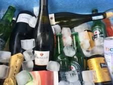 Heldere ijsblokjes maken is een kunst die alleen moeder natuur en een dure ijsblokjesmachine beheersen