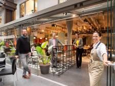 Boerenham uit Bentelo en steuntje in de rug voor personeel: welkom in nieuw grand café van ROC  Hengelo