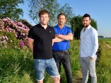 Je moet als tuinman steeds meer kunnen, zien Bas en Freek: 'We zijn groene bouwvakkers'