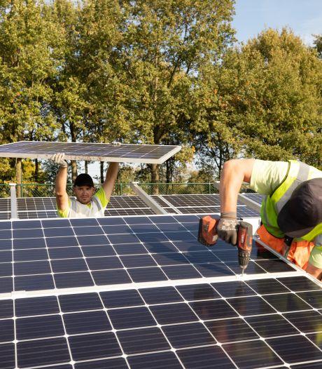 Plannen voor aanleg van 3 hectare aan zonnepanelen in Leusden liggen klaar