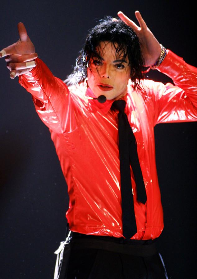 Michael Jackson in 2002.