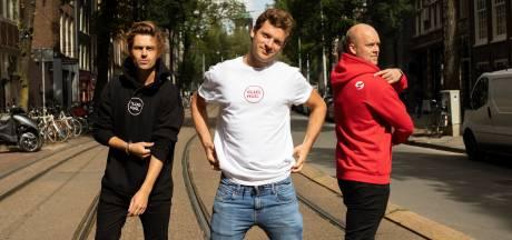 Thijs en Joep willen met kledingmerk mensen dichter bij elkaar brengen