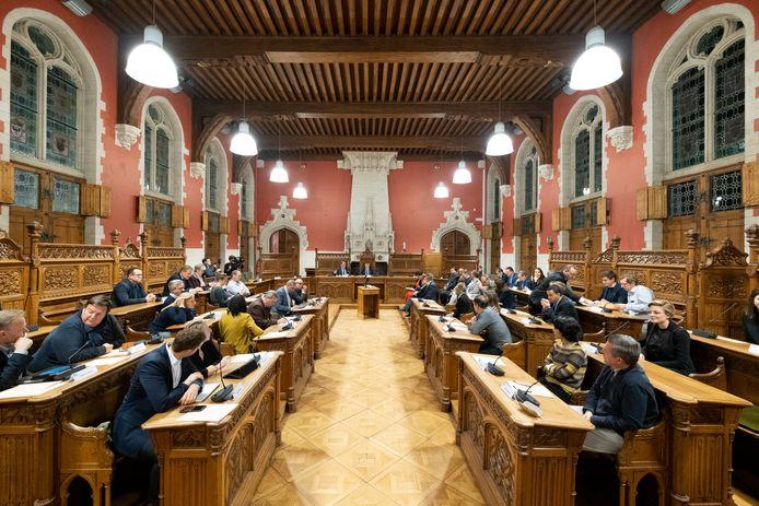 De gemeenteraad debatteerde maandagavond andermaal over de belasting op domiciliekamers (archiefbeeld).