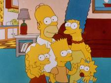 The Simpsons in honkbal Hall of Fame<br>