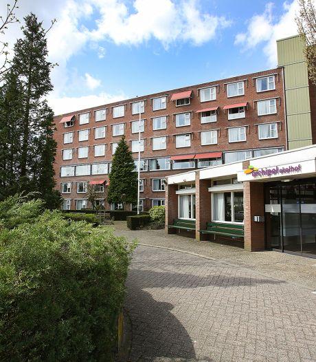 Oud zorgcentrum Ekelhof in Eindhoven wordt omgebouwd tot 70 flexwoningen