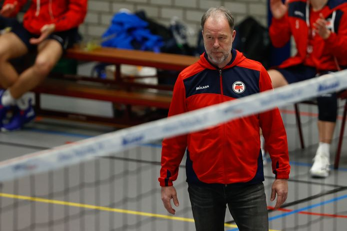 Erik Gras is nu nog coach van eredivisionist Taurus.