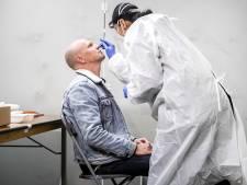 Ruim de helft meer nieuwe besmettingen, wel minder ziekenhuisopnames