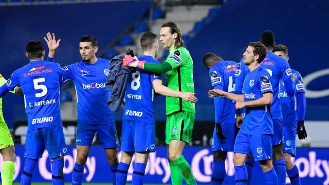 Racing Genk heeft weinig moeite met KV Mechelen en plaatst zich voor halve finales Croky Cup